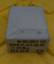 BMW 325i E36 (1993-1997) Wiper Washer Control Module 8366381