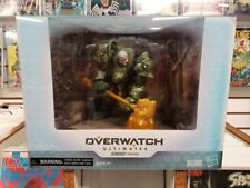 2019 SDCC Overwatch Ultimates REINHARDT (Bundeswehr) Blizzard Hasbro New Sealed