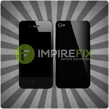 iPhone 4S Retina Display LCD UMBAUSET Glas Touchscreen Komplett SCHWARZ BLACK
