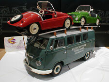 "Schuco 00278 # VW T1 Bus "" Kleinschnittger "" m. 2x Kleinschnittger F125 1:18 1.-"