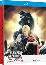 Fullmetal Alchemist: Brotherhood - First Collection One 1 (Blu-ray Disc, 2012)