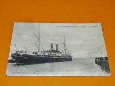 CPA ANNEES 1920 PAQUEBOT LA NAVARRE COMPAGNIE GENERALE TRANSATLANTIQUE