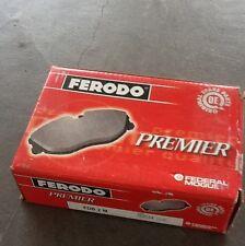 Ferodo Brake Pad FDB2M Fits Porsche Mercedes Volvo
