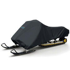 """Classic Accessories Snowmobile Large Storage Cover in Black, 101"""" to 118""""L 71537"""