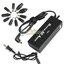 New Multi Universal AC Adapter Charge Supply With 10tips for Laptop Notebook
