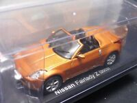 IXO Nissan Fairlady Z 2003 1/43 Scale Box Mini Car Display Diecast vol 155