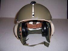 Single Visor Flight Helmet size XLarge Gentex hgu39 au B