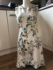 Lovely Floral Warehouse Dress Size 10 Worn Once