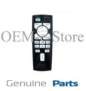 2018 2019 2020 Infiniti QX60 QX80 Rear DVD Mobile Entertainment Remote Control