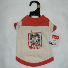 Star Wars Small 13-15in Dog T-Shirt Pet Fans Collection Petco
