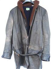 LVC Levis Vintage Clothing's Leder Jacke XL 1930s HEAVY SHEEPSKIN LEATHER COAT