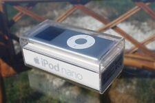 APPLE IPOD NANO 2ND GENERATION 4GB SILVER - MODEL A1199 - COLLECTORS - RARE
