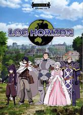 Log Horizon: Collection 1 (DVD, 2014, 3-Disc Set)