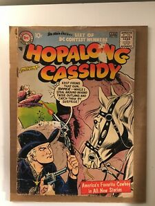 Hopalong Cassidy #123 DC Silver Age Western! I combine Shipping!