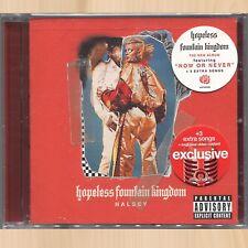 +3 BONUS TRACKS-----> HALSEY hopeless fountain kingdom EXCLUSIVE CD Now or Never