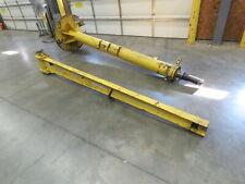 14 Ton 500 Lb Free Standing Work Station Jib Crane 10 5 Span 10 Hub