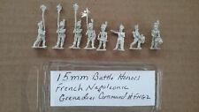 15mm Battle Honors  French Napoleonic  Grenadier Cmd