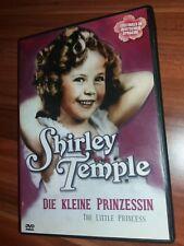 Shirley Temple Die Kleine Prinzessin Sara DVD oop rar