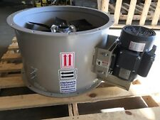 "24"" Dia Tubeaxial Exhaust Fan For Paint Spray Booth (Single Phase) 8,900 Cfm"