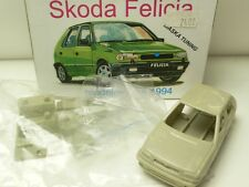 SKODA FELICIA MODELOVY ROK 1994 KIT - 1:43 RESIN/HANDMADE SMALL QUANTITY RARE !