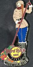 Hard Rock Cafe DUBAI 2012 Calendar Girl Series PIN #11/12 November LE 200 #67031