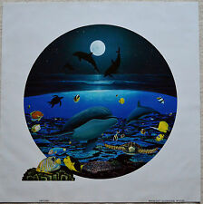 "WYLAND ""MOONLIGHT CELEBRATION"" GICLEE ON CANVAS SIGNED #179/750 W/COA"