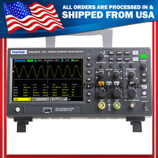 Dso2d15 7 In Tft Digital Oscilloscope 2ch1ch 150m Bandwidth With Signal Source