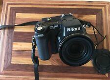 Nikon COOLPIX 8700 8.0MP Digital Camera w/ Accessories- Mint Condition