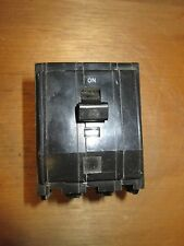 Square D Bolt-On Circuit Breaker 15A 3P 240V Qob Type Used