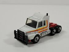 Matchbox Scania T142 Tractor Only 1985 1:90 Scale Diecast