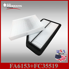 Auto1tech Engine/Cabin Air Filter COMBO 2011-2017 Odyssey 3.5L v6