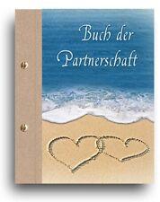 """Stammbuch """"Partnerschaft"""" Ocean A5 SALE Stammbuch der Partnerschaft Dokumente"""