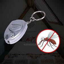 Mosquito Insect Repeller Key Ring Electronic Ultrasonic Repellent Insect Killer