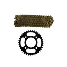 420 Chain Master Link + Rear Sprocket 37T Pro Quad 110 Pit Dirt Bike MX ATV
