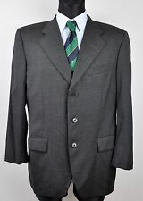 CORNELIANI Super 120's Wool Men Blazer UK 40 Jacket M Coat EU 50 Gr Sakko Herren