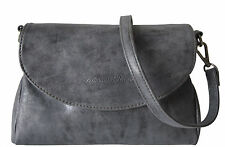 FRITZI AUS PREUßEN: Tasche Umhängetasche Clutch Nana Jeans Blau Vintage NEU
