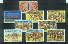 Kompletter Satz Briefmarken von den Brit. Solomon Islands,MI 588-508, postfrisch