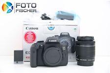 Canon EOS 750D Kit inkl. EF-S 18-55 IS STM *Neuwertig*