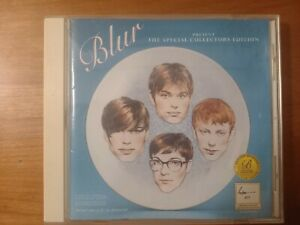 BLUR - The Special Collectors Edition  - CD Album - Made in Japan