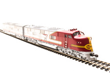 Broadway Limited Paragon 2 HO Scale EMD E6 A/B Set ATSF 15L/15A 3270 New