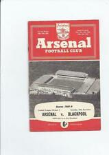 Away Team First Division Football Programmes with Reserves