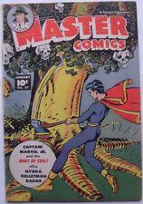MASTER COMICS #87 (1948) VF 8.0 CAPTAIN MARVEL JR.