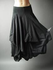 Steampunk Victorian Goth Bustle Gathered Pick Up Petticoat Long 149 ac Skirt 3XL
