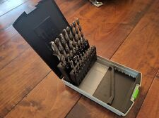 Festool 498981 Drill Bit Set 19 piece HSS D 1-10 Sort/19