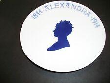 """Royal Copenhagen Plate 1914 Queen Alexandra 7 3/4"""" 929 Made Rc#154 / See Details"""