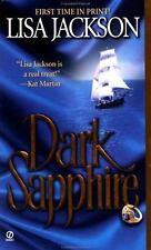 Dark Jewels Trilogy: Dark Sapphire Bk. 3 by Susan Crose and Lisa Jackson (2000,