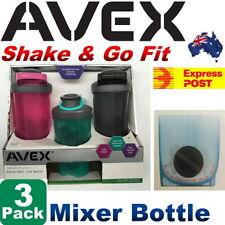 AVEX Water Bottles