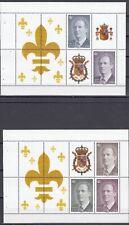 España 1998. Serie basica Rey procedente de carnet. Ed 3544 / 3545. MNH. **.