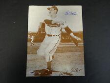 Bob Feller Signed 11x14 Photo Autograph Auto PSA/DNA AB76535