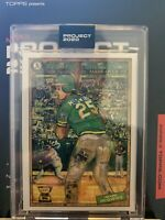 Topps Project 2020 - 1987 Mark McGwire #97 - by Andrew Thiele - In hand, w/box